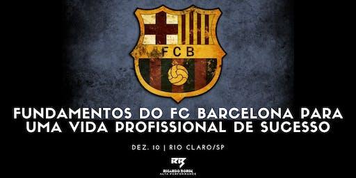 Fundamentos do FC BARCELONA para uma vida profissional de sucesso