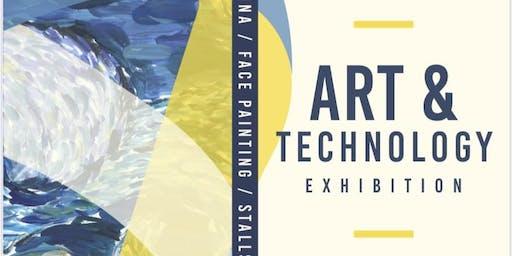 Al Siraat College - Art & Technology Exhibition