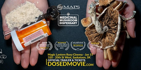 DOSED Documentary - One Show Only + Q&A at the Magic Lantern Roxy Theatre! tickets