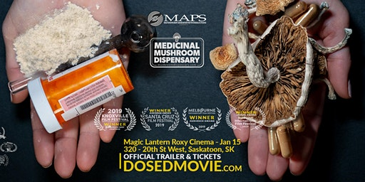 DOSED Documentary - One Show Only + Q&A at the Magic Lantern Roxy Theatre!