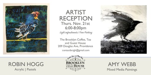 Artist Opening Reception and Exhibition
