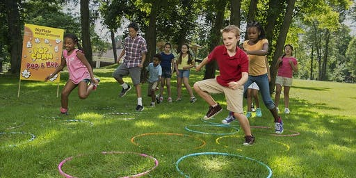 School Holiday's @ Mitchell Park |  Kids Obstacle Course