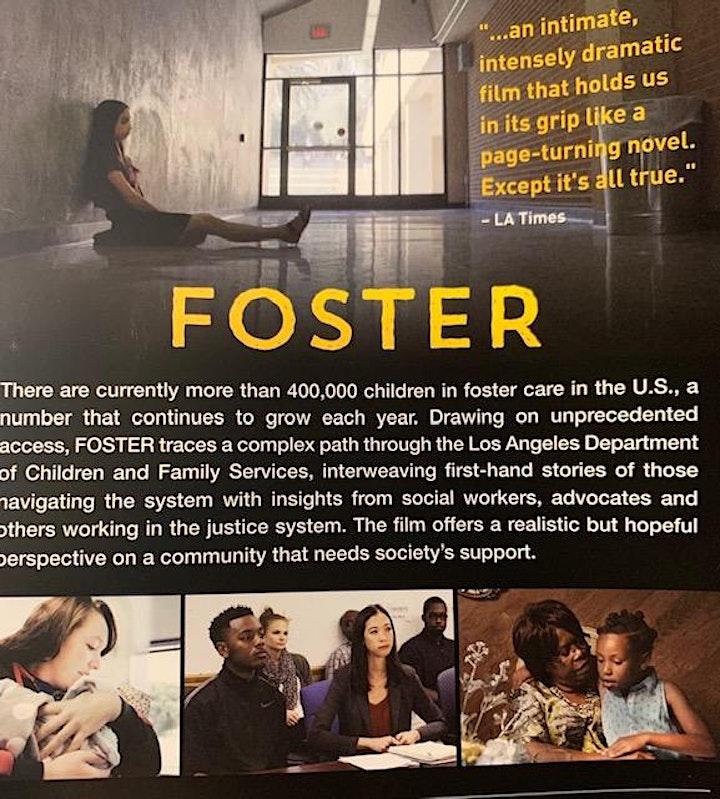 FOSTER Movie Screening image