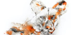 Wildlife in Watercolour & Liquid Charcoal with Stephie...