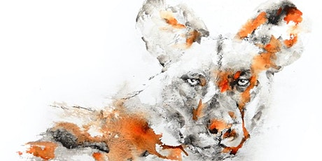 Wildlife in Watercolour & Liquid Charcoal with Stephie Butler tickets