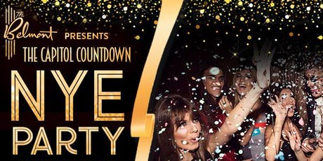 The Capitol Countdown at The Belmont - New Years Eve Party 2020 tickets