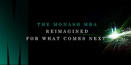 Meet The Monash MBA Programs Director: Aachen tickets