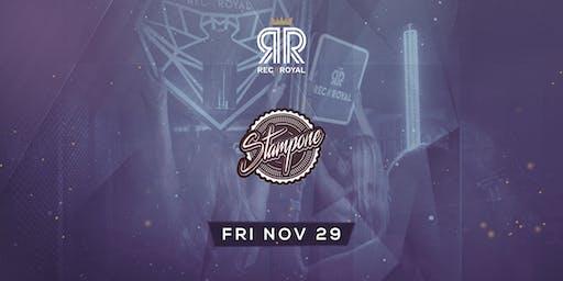 Royal Fridays @ Rec & Royal w/ DJ Stampone