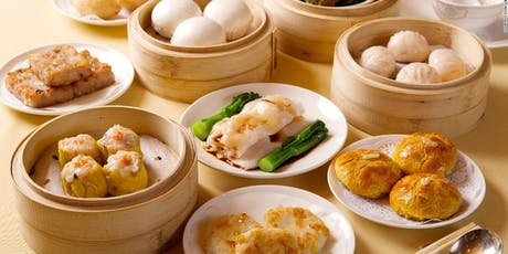 Make DIM SUM for dinner! Shu Mai, Shrimp dumplings (HAR GAO) & Radish Cake & Learn Chinese!  tickets