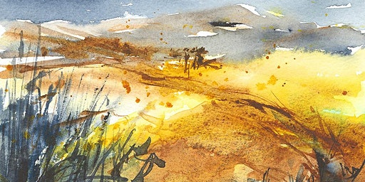 Painting Atmospheric Landscapes with Vandy Massey