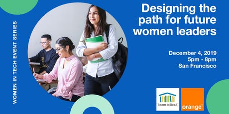 Designing the path for future women leaders tickets