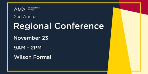 2019 SJFC AMA Regional Conference