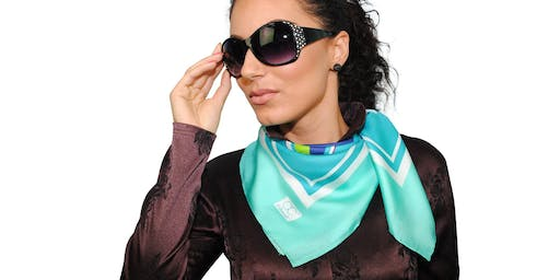 How To Wear A Pure Silk Scarf? Newest Trends