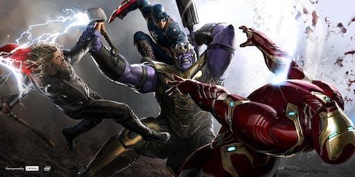 The Art of Avengers: Endgame with Marvel Studios