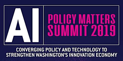 AI: Tech Alliance Policy Matters Summit 2019