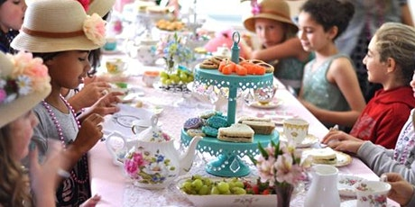 Sky Village NYC Full Day Camp (4-7yrs) New Year's Eve Tea Party! tickets