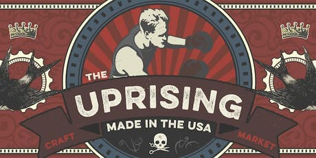 5th Annual Uprising Holiday Market tickets