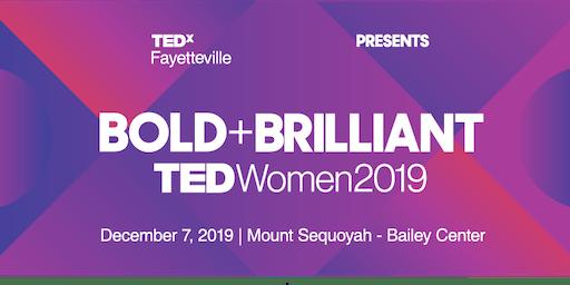TEDxFayettevilleWomen