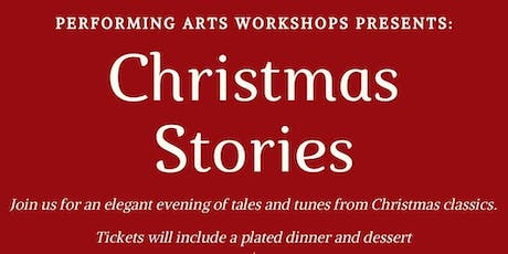 PAW Presents: Christmas Stories tickets