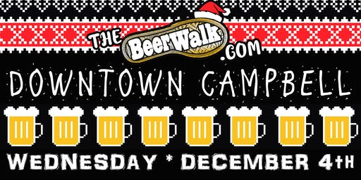 Beerwalk - Downtown Campbell 2019
