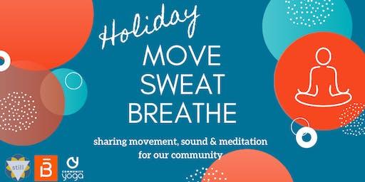 Move  Sweat  Breathe
