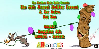 MARTINEZ MUSIC MAFIA HOLIDAY PAGEANT & TOY DRIVE  Day Two