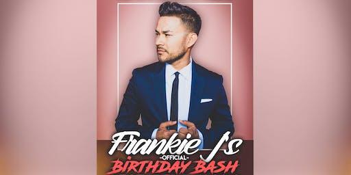 Frankie J. Official Birthday Bash at Full Circle