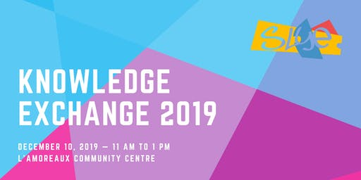 SLYE Knowledge Exchange and Celebration
