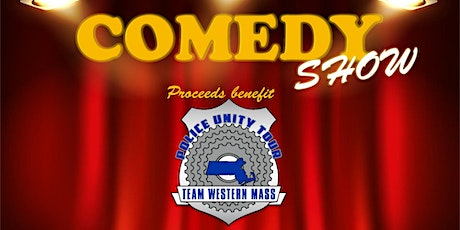 5th Annual Police Unity Tour Comedy Show/Dinner Fundraiser tickets