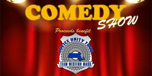 5th Annual Police Unity Tour Comedy Show/Dinner Fundraiser