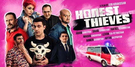 Honest Thieves (Azniv Gogher) Film Screening tickets