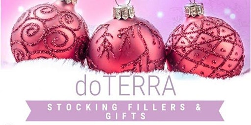 doTERRA Christmas Gifts made by you