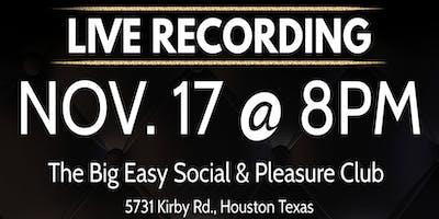 Raa-Raa Zydeco Live Album Recording