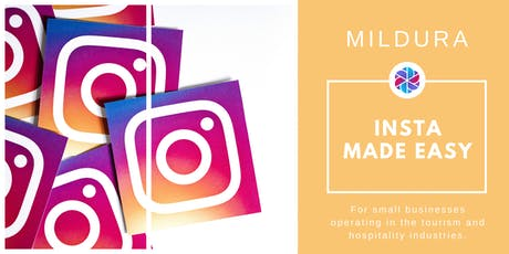 Insta Made Easy for Tourism and Hospitality Brands tickets