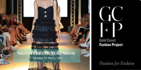 Signature Couture Show tickets