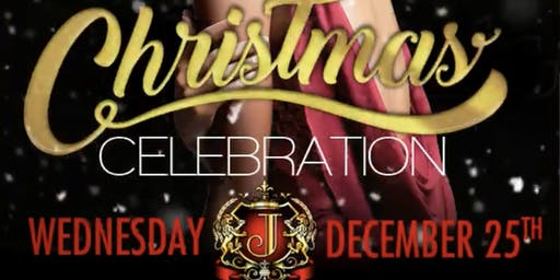 CHRISTMAS CELEBRATION at JOSEPHINE LOUNGE! 12.25.19