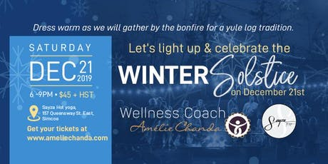 Winter Solstice - Let's Light Up and Celebrate! tickets