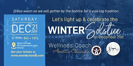 Winter Solstice - Let's Light Up and Celebrate!