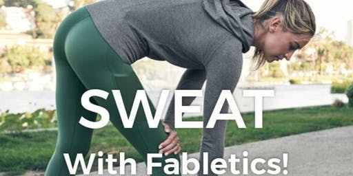 FREE WORKOUT WITH FABLETICS! Yoga with Amber!