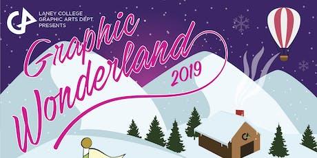 Holiday Celebration & Art Exhibit: Graphic Wonderland tickets