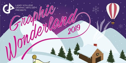 Holiday Celebration & Art Exhibit: Graphic Wonderland