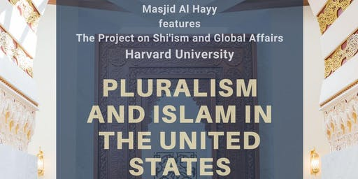 Pluralism and Islam in the United States