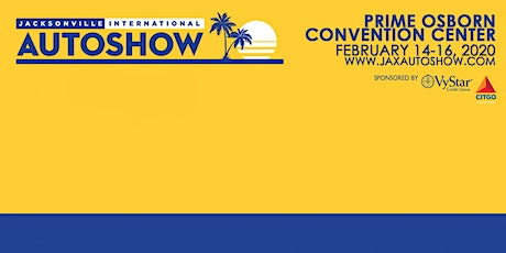 Jacksonville International Auto Show tickets