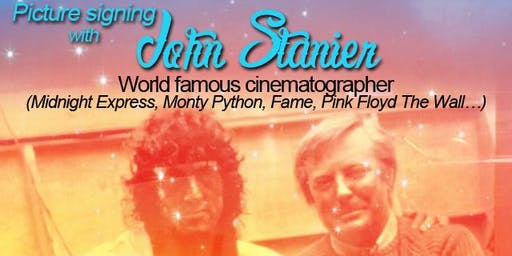 PICTURE SIGNING and MASTERCLASS with Emmy Winner  John Stanier