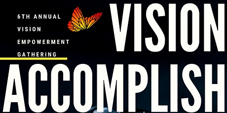 Vision Accomplish 2020 tickets