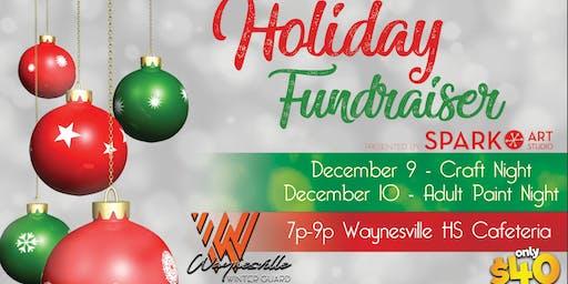 Waynesville Winter Guard Fundraiser  - Craft Night