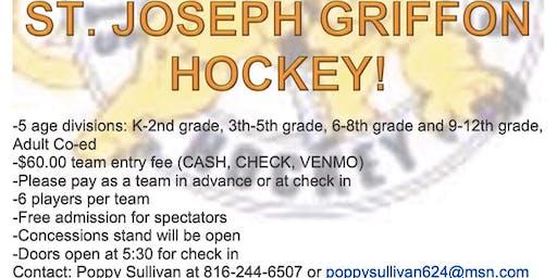 Griffon Hockey Dodgeball Tournament