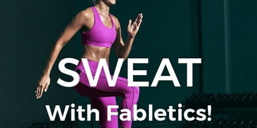 FREE WORKOUT WITH FABLETICS! Zumba with AliKat Moves