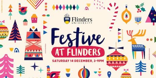 Festive at Flinders