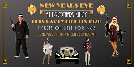 1920's New Years Eve Party tickets